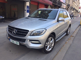 Mercedes-Benz ML 250 W166