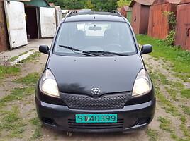 Toyota Yaris Verso 2004 m. dalys