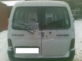 Peugeot Partner I 2002 y. parts