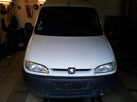 Peugeot Partner I 1999 y. parts