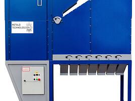 Grūdų valomoji (separatorius) Grūdų valymo įranga