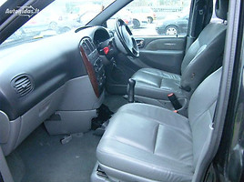 Chrysler Grand Voyager III 2004 m. dalys