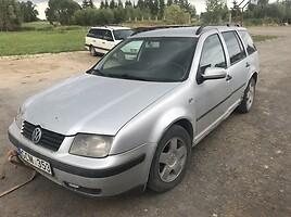 Volkswagen Bora Universalas 2001