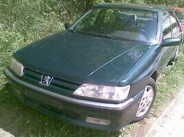 Peugeot 605 Sedanas 1998