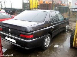 Peugeot 605 1998 y. parts