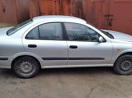 nissan almera n16 Sedanas 2001