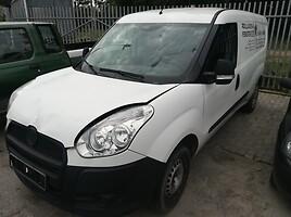 Fiat Doblo II defektas 2011 m. dalys