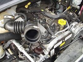 Jeep Cherokee III Tik variklis 2002 m. dalys