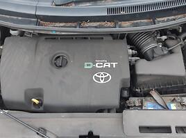 Toyota Auris I 2008 m. dalys