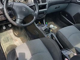 Peugeot 206 Cc 2001 y. parts