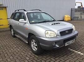 Hyundai Santa Fe I 2002 m. dalys