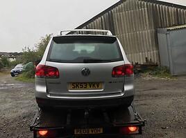 Volkswagen Touareg I 2003 m. dalys