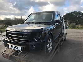 Land-Rover Discovery III 2007 m. dalys
