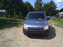 Ford Tourneo Connect  2006 m dalys