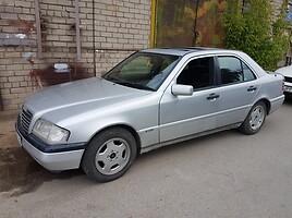 Mercedes-Benz C 220 W202 2.2 DYZELIS 70 KW  Sedanas 1995