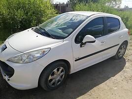 Peugeot 207 2009 m dalys