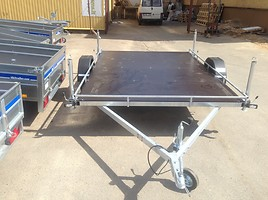 Baltic trailer B2P3000 2018-07 прицеп