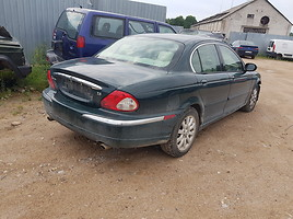 Jaguar X Type 2003 Y. Parts