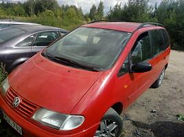 Volkswagen Sharan I Vienatūris 1999