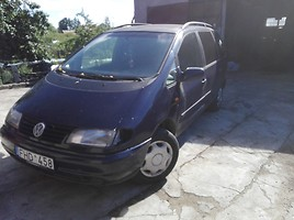 volkswagen sharan i Vienatūris 1998