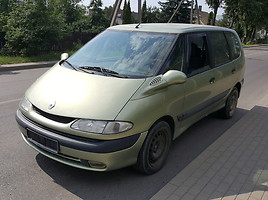 renault espace iii 84 kW Vienatūris 1997