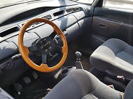 Renault Espace III 84 kW 1997 m. dalys