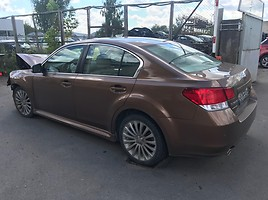 Subaru Legacy V 2012 m dalys