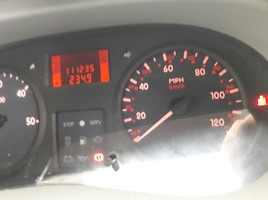 Nissan Interstar 2006 m dalys