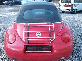 Volkswagen Beetle 2003 m dalys