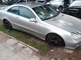 Mercedes-Benz CLK 270 W209 Coupe 2003