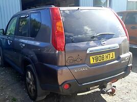 Nissan X-Trail II 2009 m. dalys