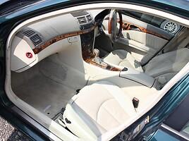 Mercedes-Benz E Klasė 2003 m dalys