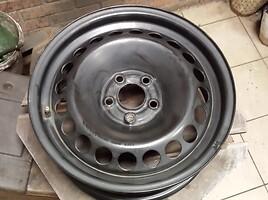 Kitas VW, AUDI, SKODA,SEAT Plieniniai štampuoti R15