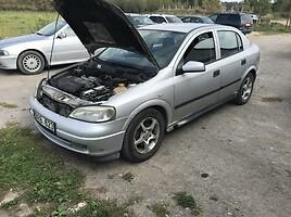 Opel Astra I Hečbekas 2002