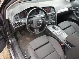 Audi A6 C6 2005 m dalys