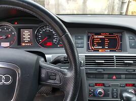 Audi A6 C6 2006 m dalys