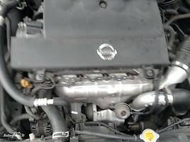 Nissan Primera P11 2002 m dalys