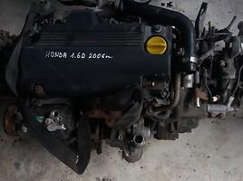Honda Civic VII 2004