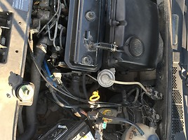 Volkswagen Polo III 2000 m. dalys