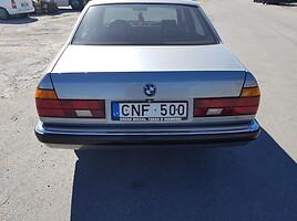 Bmw 730 E32 1989 m. dalys