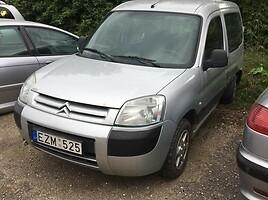 Peugeot Partner II (2008- ) Tvarkingas 2005 m dalys
