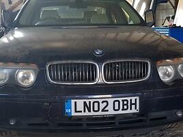BMW Serija 7 Sedanas 2001