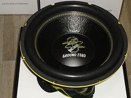 Subwoofer Speaker  Ground Zero gziw12spl yra kitų!