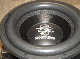 Žemų dažnių garsiakalbis  Ground Zero GZRW30-D2