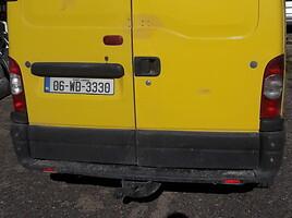 Opel Movano II 2006 m. dalys