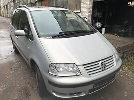 Volkswagen Sharan I 2003 m. dalys