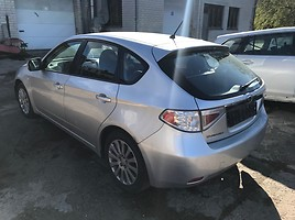 Subaru Impreza GH 2009 m dalys