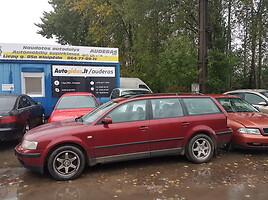 Volkswagen Passat B5 1.9 DYZELIS 66 KW  1998 m dalys