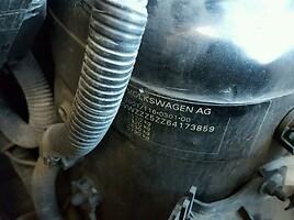 Volkswagen Fox 2007 г. запчясти