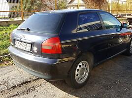 Audi A3 8L 66 kW 1998 m. dalys